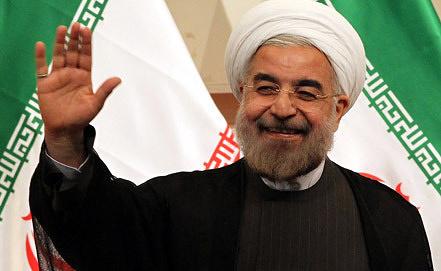 Президент Ирана Хасан Роухани Фото EPA/ИТАР-ТАСС