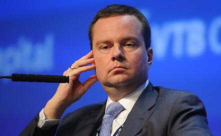 Заместитель министра финансов РФ Алексей Моисеев. Фото ИТАР-ТАСС