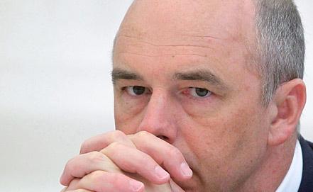 Антон Силуанов. Фото ИТАР-ТАСС