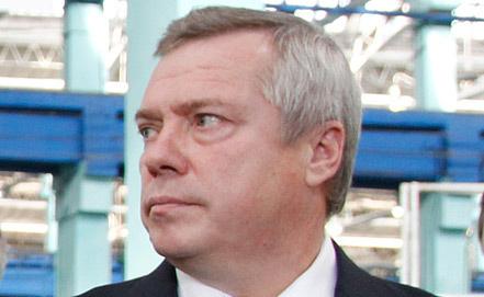 Губернатор Ростовской области Василий Голубев. Фото ИТАР-ТАСС