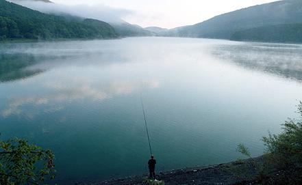 Неберджаевское водохранилище. Фото из архива ИТАР-ТАСС