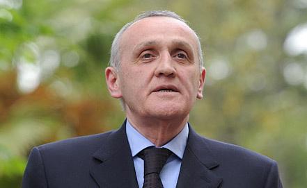 Президент Абхазии Александр Анкваб. Фото ИТАР-ТАСС