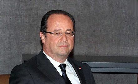 Президент Франции Франсуа Олланд Фото ИТАР-ТАСС