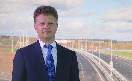 министр транспорта РФ Максим Соколов Фото ИТАР-ТАСС