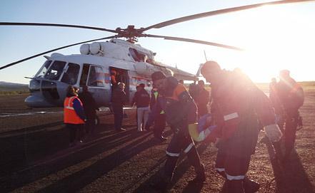 Фото ИТАР-ТАСС/ Пресс-служба ГУ МЧС по Якутии