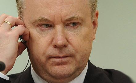 Официальный представитель МИД РФ Александр Лукашевич Фото ИТАР-ТАСС