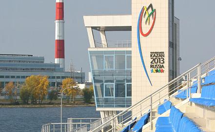Центр гребных видов спорта. Фото ИТАР-ТАСС