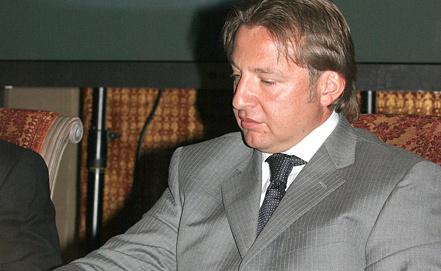 Роман Петренко. Фото из архива ИТАР-ТАСС