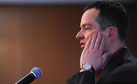 Замминистра финансов Алексей Моисеев, фото ИТАР-ТАСС