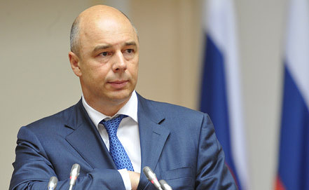 Министр финансов РФ Антон Силуанов Фото ИТАР-ТАСС