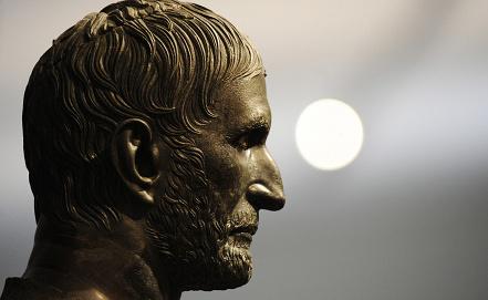 Марк Юний Брут, убийца Цезаря, фото EPA/ИТАР-ТАСС
