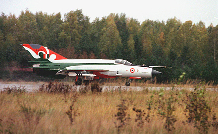 МиГ-21 бис ВВС Индии, фото ИТАР-ТАСС