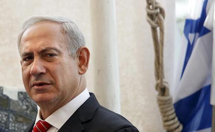 Премьер-министр Биньямин Нетаньяху, фото EPA/ИТАР-ТАСС