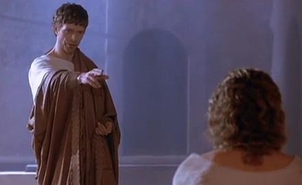 "Стоп-кадр из фильма ""Последнее искушение Христа"", 1988 год"