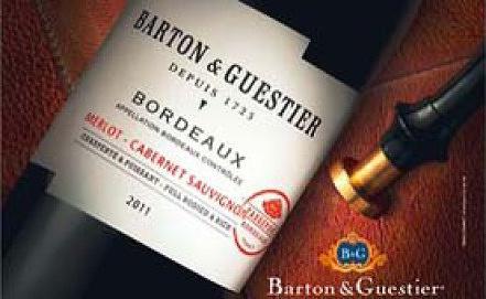Фото официпального сайта компании Barton & Guestier