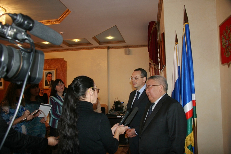Фото пресс-службы Республики Саха