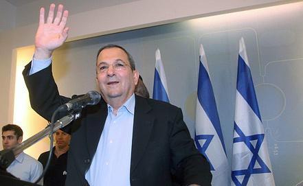 Эхуд Барак. Фото EPA/ИТАР-ТАСС