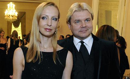 Илзе Лиепа и Андрис Лиепа. Фото ИТАР-ТАСС