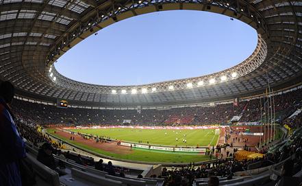 "Стадион ""Лужники"". Фото ИТАР-ТАСС"