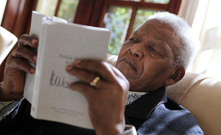 Фото EPA/NELSON MANDELA FOUNDATION/ИТАР-ТАСС