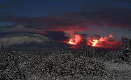 Фото ИТАР-ТАСС/Институт вулканологии и сейсмологии ДВО РАН