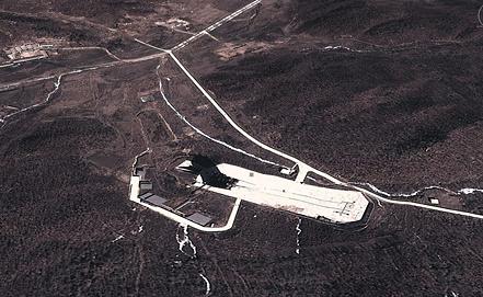 Космодром Сохэ. Фото EPA/ИТАР-ТАСС