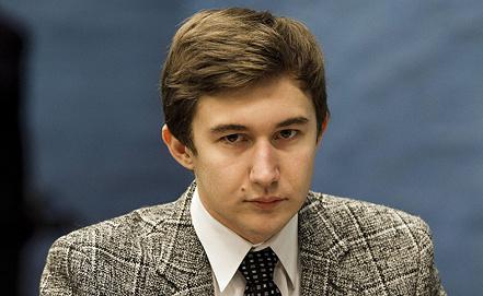 Сергей Карякин. Фото EPA/ИТАР-ТАСС