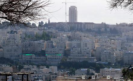 Иерусалим. Фото EPA/ИТАР-ТАСС