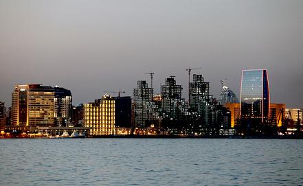 Баку, фото ИТАР-ТАСС/ Александр Рюмин