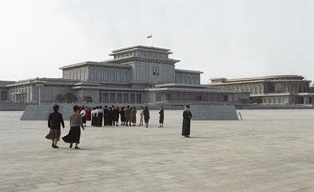 Пхеньян. Фото EPA/ИТАР-ТАСС