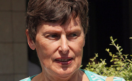 Представитель инспекции ООН Ангела Кане. Фото EPA/ИТАР-ТАСС