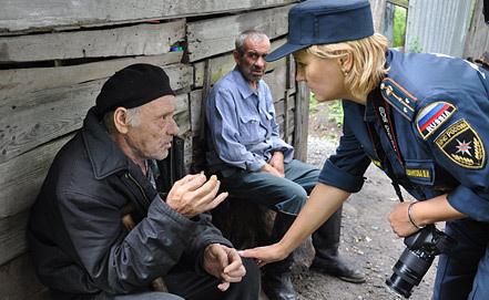 Фото ИТАР-ТАСС/ Главное управление МЧС России по Хабаровскому краю