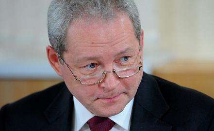 Виктор Басаргин. Фото из архива ИТАР-ТАСС/ Валерий Шарифулин