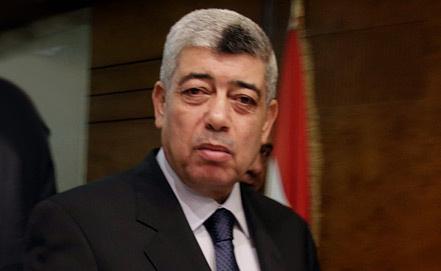 Министр внутренних дел Египта Мухаммед Ибрагим. Фото EPA/AMEL PAIN