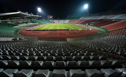 "Стадион ""Ференц Пушкаш"". Фото EPA/TIBOR ILLYES"