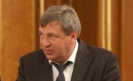 Министр регионального развития РФ Игорь Слюняев. Фото ИТАР-ТАСС/ Екатерина Штукина