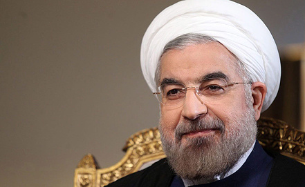 Фото EPA/ IRANIAN PRESIDENTIAL WEBSITE