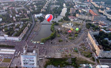 Фото ИТАР-ТАСС/Нагорных Елена
