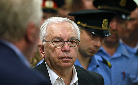 Владимир Лукин. Фото EPA/SERGEI ILNITSKY