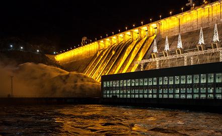 Зейская ГЭС. Фото из архива ИТАР-ТАСС/ Игорь Агеенко