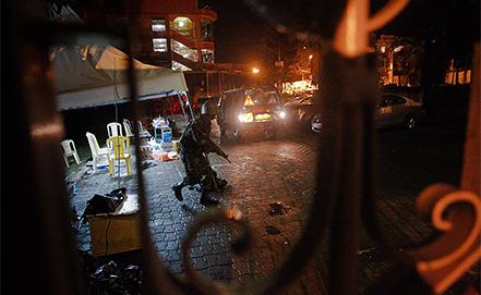 Фото EPA/DANIEL IRUNGU