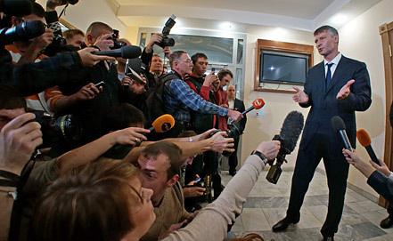 Фото ИТАР-ТАСС/ Антон Буценко