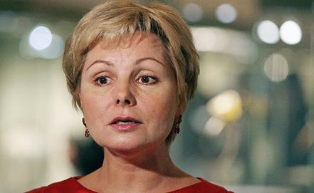 Елена Гагарина. Фото ИТАР-ТАСС/ Александра Мудрац