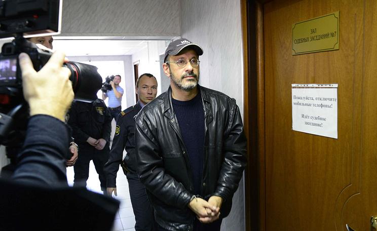 Активист Greenpeace Дмитрий Литвинов. Фото ИТАР-ТАСС/ Лев Федосеев
