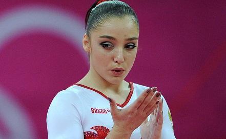 Алия Мустафина. Фото ИТАР-ТАСС/Валерий Шарифулин