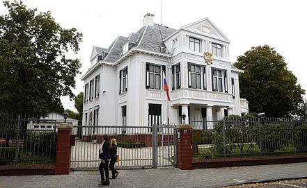 Посольство России в Нидерландах. Фото ИТАР-ТАСС/ЕРА/LEX VAN LIESHOUT