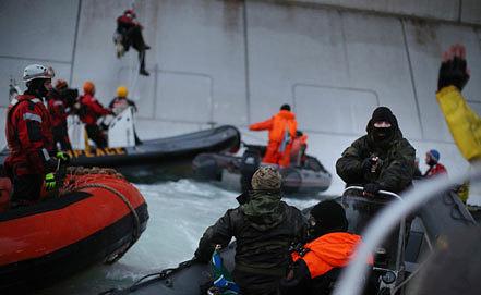 Фото из архива ИТАР-ТАСС/ Пресс-служба Greenpeace