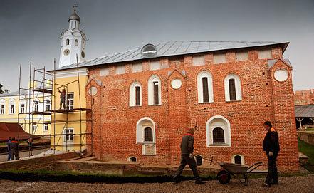 Великий Новгород. Фото ИТАР-ТАСС/Руслан Шамуков