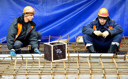 Дорожные работы. Фото ИТАР-ТАСС/ Сергей Бобылев