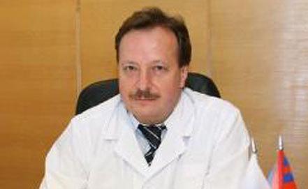 Главный врач больницы № 7 города Волгограда Игорь Меркулов. Фото kb7.ru